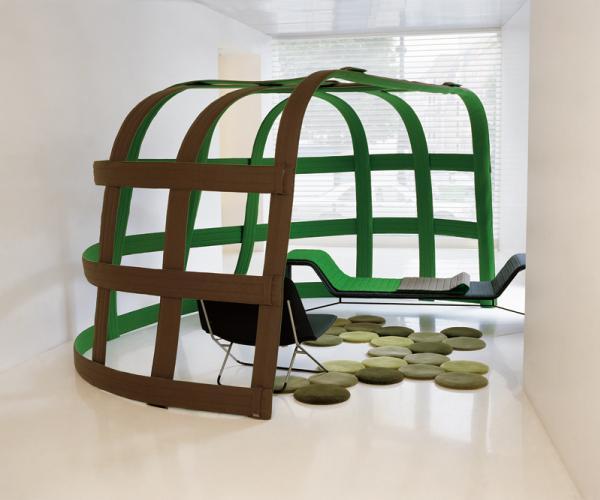 espace les fr res bouroullec le design au service de la modularit. Black Bedroom Furniture Sets. Home Design Ideas